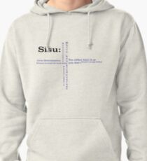 Sisu: The Definition Pullover Hoodie