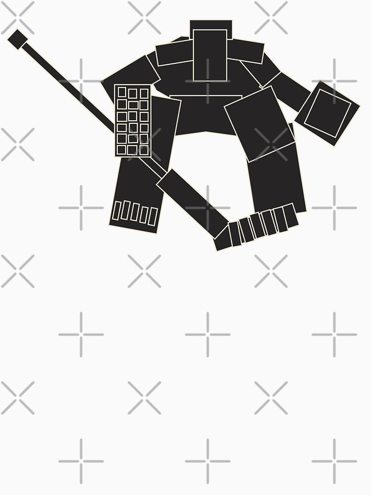 Goaltender by kislev