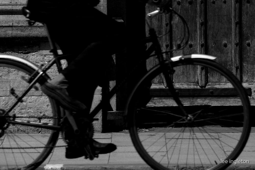 Oxford bike by lee ingleton