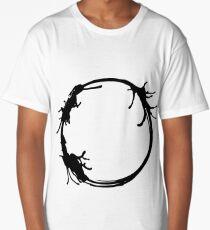 Heptapod B - (Translation is a SPOILER! See Description) Long T-Shirt