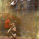 """""""Der Mann in der Arena"""" Poster, Worte von Theodore Roosevelt von Irisangel"""