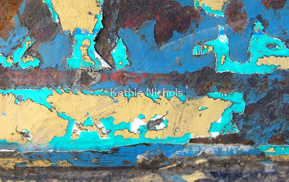 Sur le Mer by Kathie Nichols