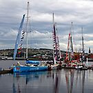 Summer on the River Foyle by Agnes McGuinness