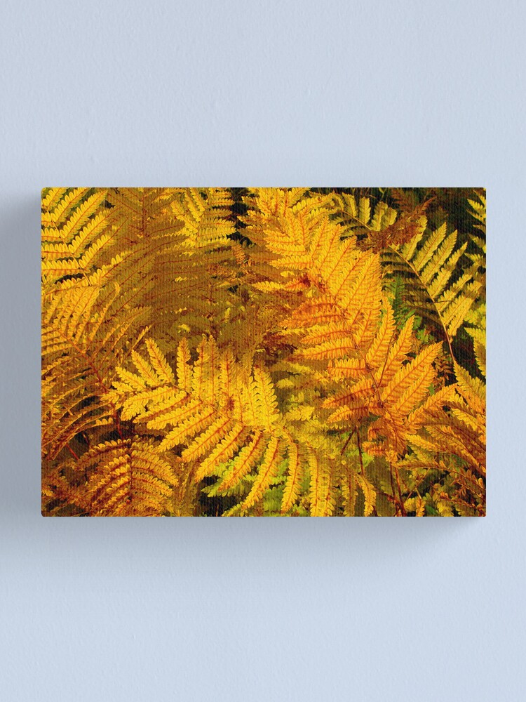 Alternate view of Stay Gold Canvas Print