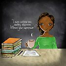 Teacher  Coffee 7 by cardwellandink