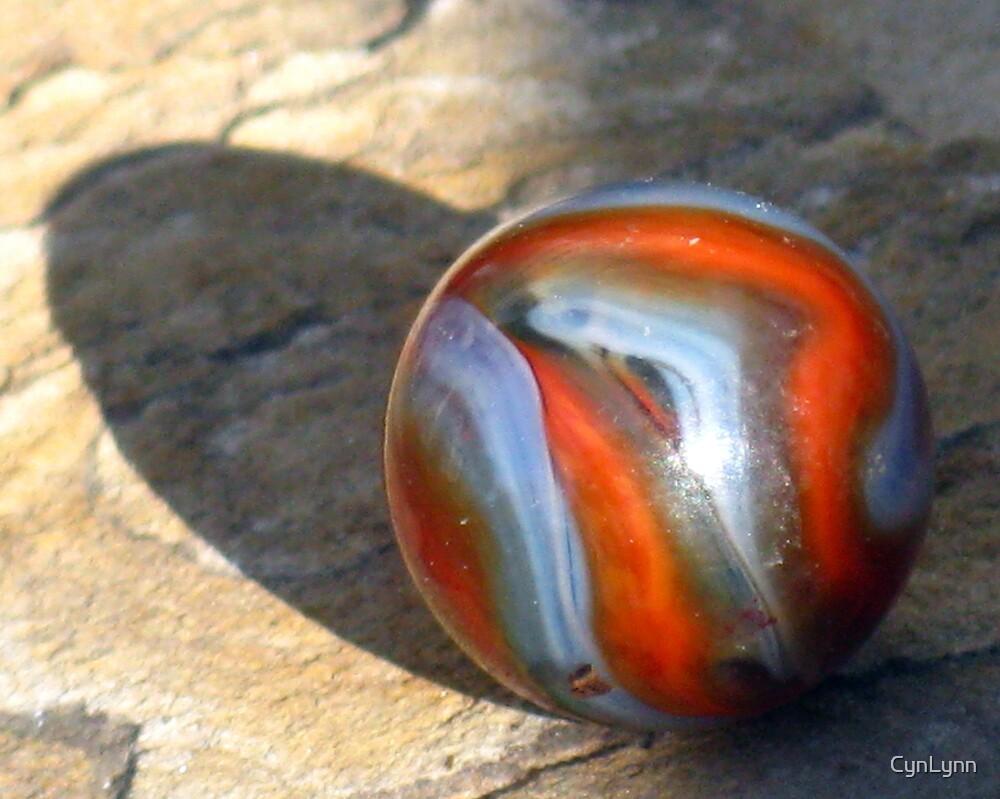 Vintage Marble by CynLynn