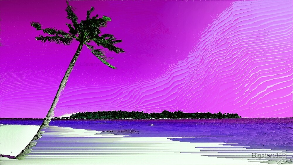 What a nice day (Beach vaporwave) by Bigstore123