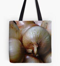 Onions Tote Bag