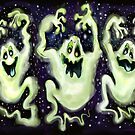 Ghostly Trio by Kevin Middleton