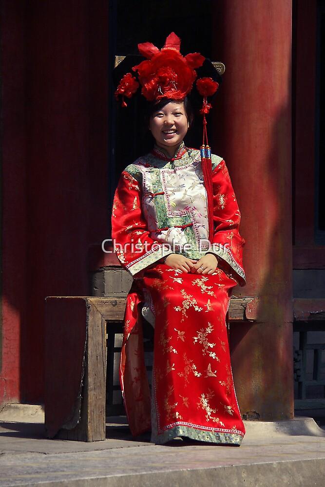 China Girl - China by Christophe Dur