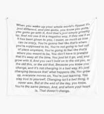Understand Wall Tapestry