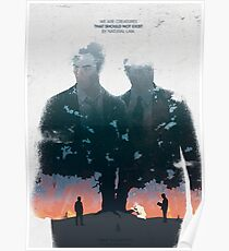 True Detective - The Long Bright Dark Poster