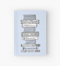 Collected Works of Jane Austen Hardcover Journal