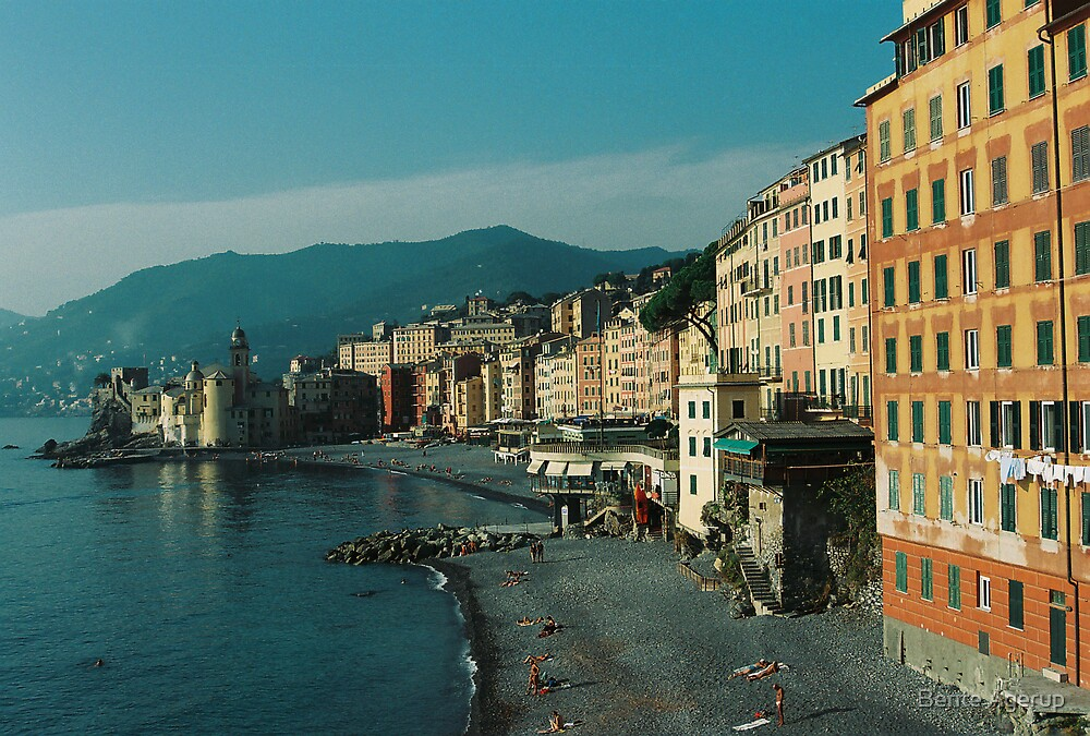 Beautiful Italy by Bente Agerup