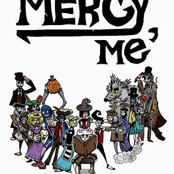 Mercy, Me - Group by sangokyu