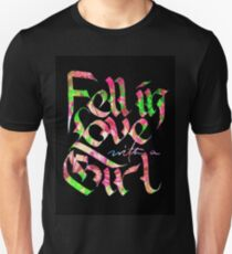 Fell in Love with a Girl (Dark) T-Shirt