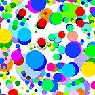 Abstract Circles by BrianUK