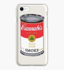 Campbell's Soup (Cannabis Sativa) - That 70's Show iPhone Case/Skin