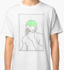 Frank Ocean - Blonde (Minimalist Art) Classic T-Shirt