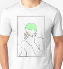 Frank Ocean - Blonde (Minimalist Art) T-Shirt