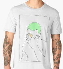Frank Ocean - Blonde (Minimalist Art) Men's Premium T-Shirt