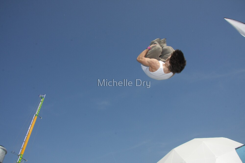 Parkour by Michelle Dry