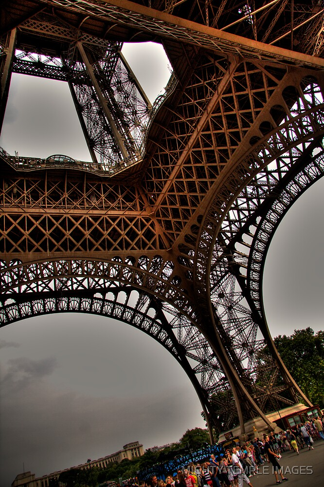 Under an Icon III by MIGHTY TEMPLE IMAGES