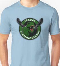 Sexual Tyrannosaurus Unisex T-Shirt