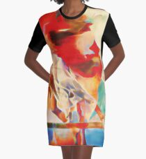 ANNUNCIATION II 2 Graphic T-Shirt Dress