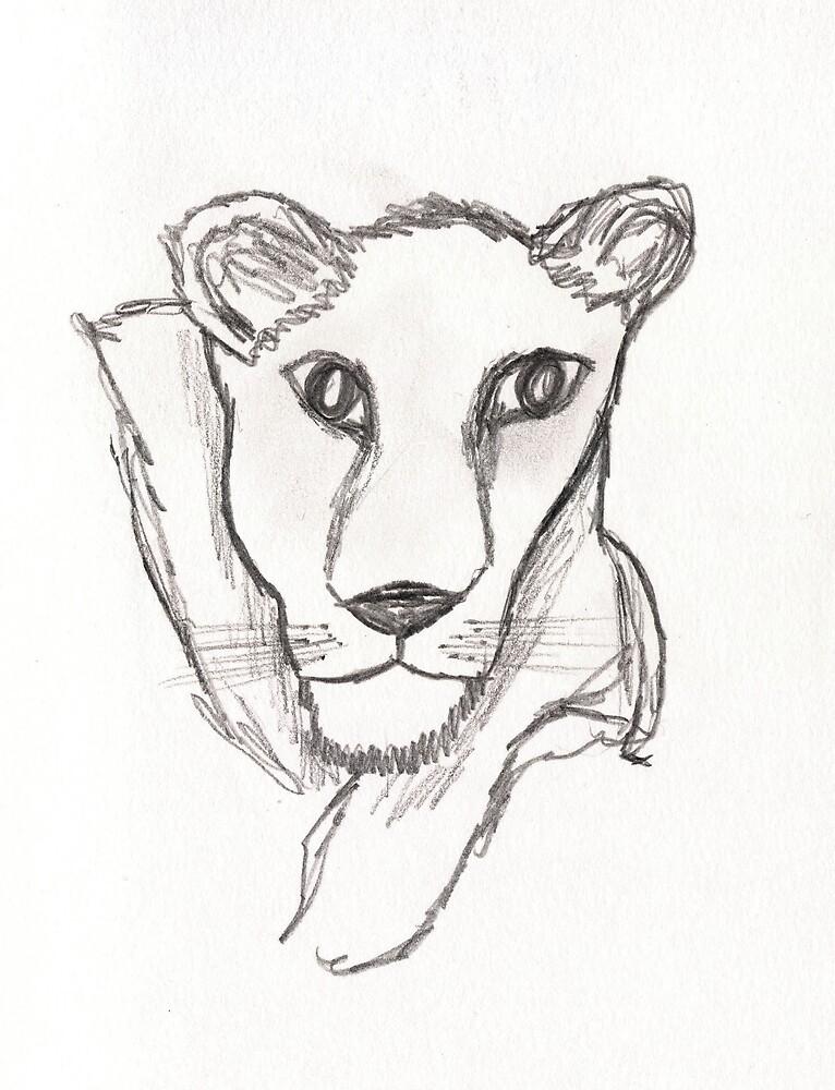 Lion by Matthew Rogers