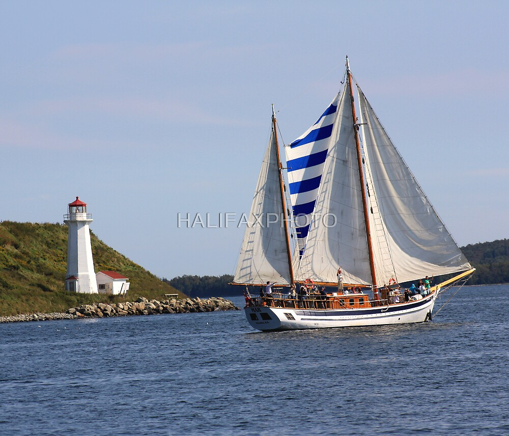 The MAR In Halifax Harbour by HALIFAXPHOTO