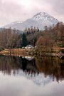 Ben Vorlich & Loch Lomond, Scotland by Christine Smith