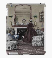 Victorian living iPad Case/Skin