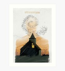 True Detective - Seeing Things Art Print