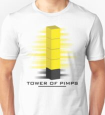 just another tower of pimps T-Shirt