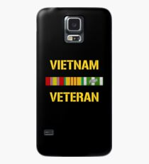 Funda/vinilo para Samsung Galaxy Vietnam Veteran Ribbon Bar