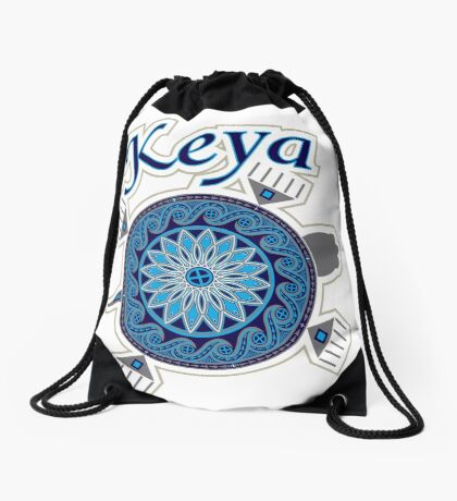 Turtle Keya Drawstring Bag