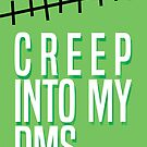 Frankenstein Creep Into My DMs  by missamylee