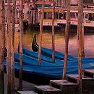 Gondola's by Nigel Donald
