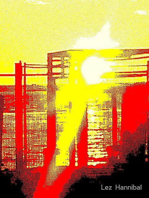 bleeding sun we love you by Lez  Hannibal