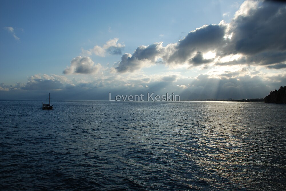 Antalya by Levent Keskin