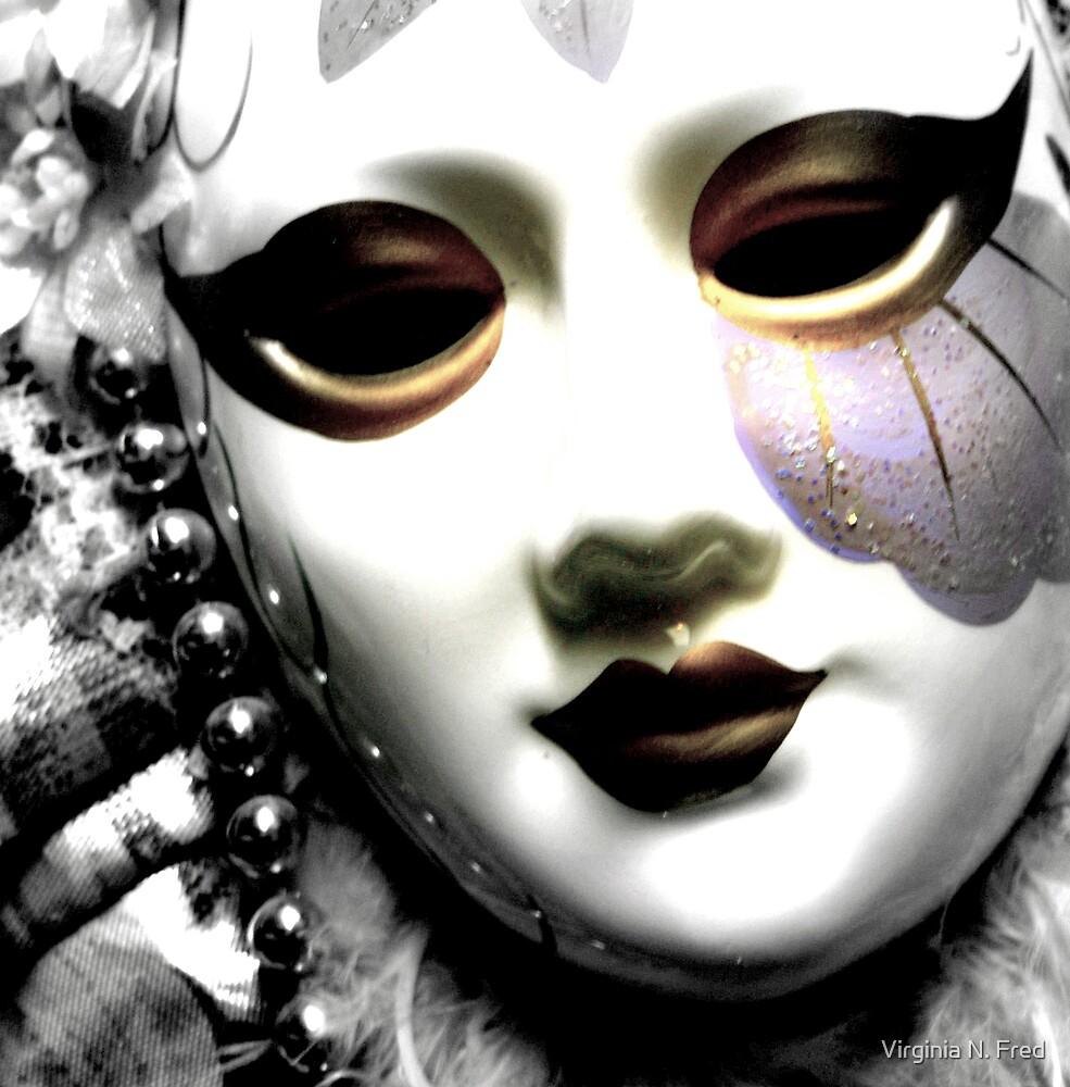 Mask 5 by Virginia N. Fred