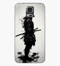Funda/vinilo para Samsung Galaxy Samurái acorazado