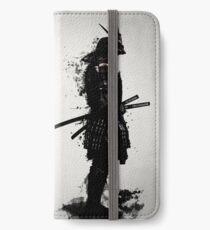 Vinilo o funda para iPhone Samurái acorazado
