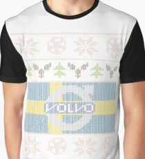 Volvo Ugly Sweater V2 Graphic T-Shirt