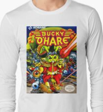 Bucky O'Hare Long Sleeve T-Shirt