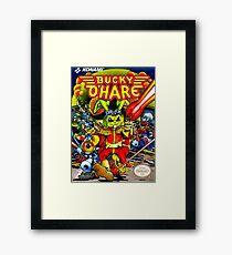 Bucky O'Hare Framed Print