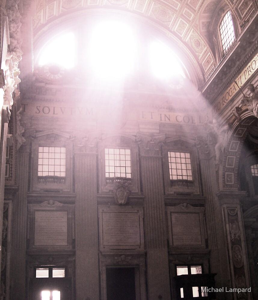 St. Peters Basicila by Michael Lampard