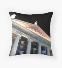 D.Maria Theatre.Rossio. LISBON Throw Pillow