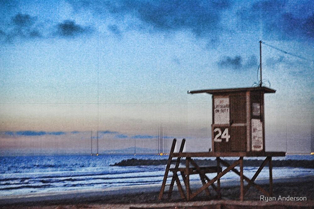 Newport Beach Tower 24 by Ryan Anderson